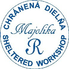 logo majolika r