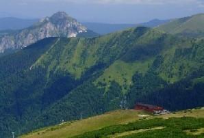 vrátna dolina chata na grúni