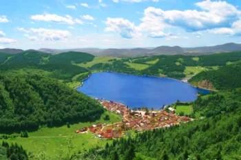Palcmanská Maša - obec Dedinky