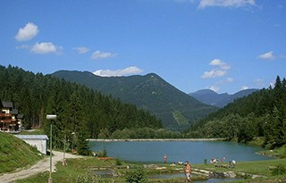 Hrabovo - vodná nádrž
