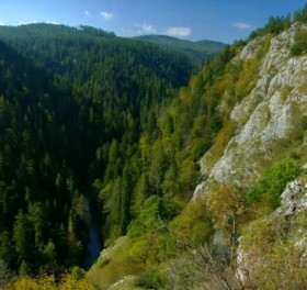 Prielom Hornádu - Slovenský raj