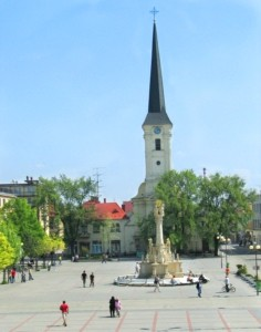 Mesto Nové Zámky
