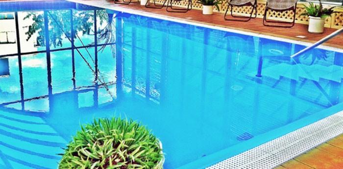 Hotel Magnólia - bazén