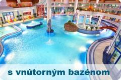 Ubytovanie s vnútorným bazénom