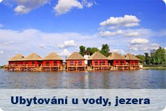 Ubytování u vody, jezera