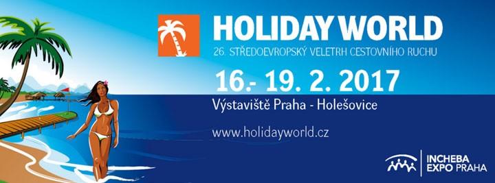 Holiday World Praha 2017