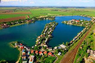 Bratislava a okolie - Senecké jazerá