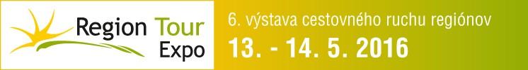 Region Tour Expo Trenčín 2016
