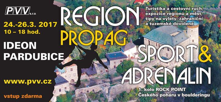 RegionPropag a Sport&Adrenalin