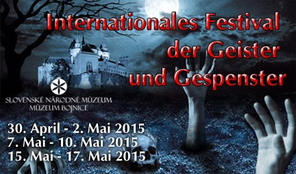 Internationales Festival der Geister und Gespenster
