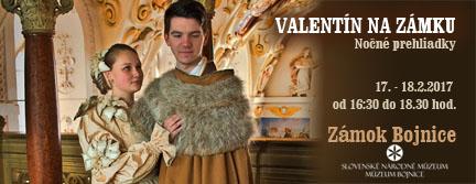Valentín na zámku 2017