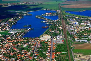 The town of Senec