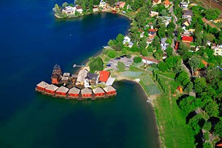Senecké jazerá