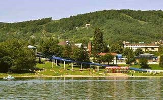 Rekreační středisko na Zemplínské Šíravě