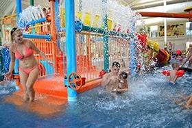 Thermal Corvinus - vnútorný bazén