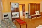 Veľká spálňa v apartmáne Matej