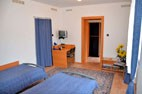Apartmán Milan - spálňa