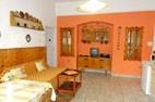 Apartmán Alex - obývacia miestnosť
