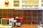 Apartmán SONYA - kuchynka (detail)