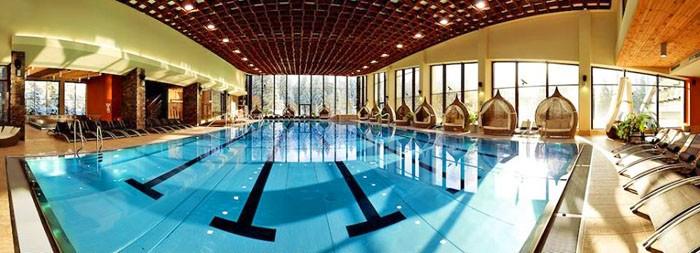 Grand Hotel Permon - bazén
