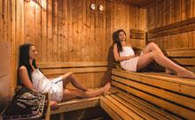Relax Hotel FIM - sauna