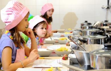 Hotel Chopok - deti, varenie