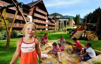 Hotel Chopok - detské ihrisko
