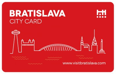 Bratislava City Card vizuál