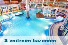 Ubytování s vnitřním bazénem