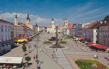 Mesto Banská Bystrica - námestie