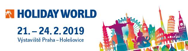 Holiday World Praha 2019