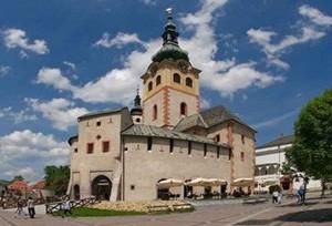 Mestský hrad Banská Bystrica