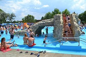 Vadaš Štúrovo - dětský bazén