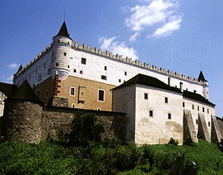 Castle of Zvolen