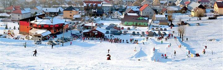 Športcentrum Oščadnica - lyžovanie