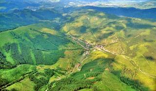 Obec Osrblie (Veporské vrchy)