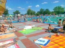 rekreační bazény Kurinec Zelená Voda
