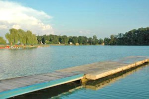 Kurinec - Zelená voda