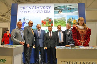 Region Tour Expo Trenčín 2015 - 2