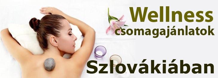 Wellness ajánlatok