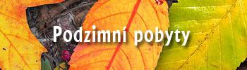 Podzimní pobyty Slovensko