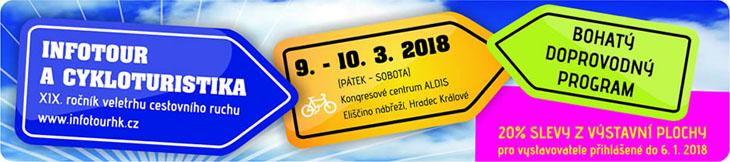 Infotour a cykloturistika Hradec Králové