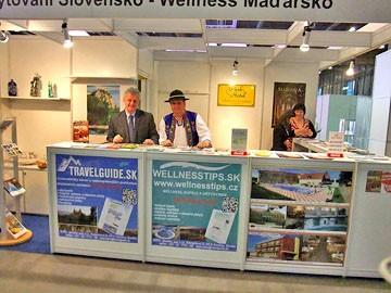 GO a Regiontour Brno 2015 - Hepex Slovakia