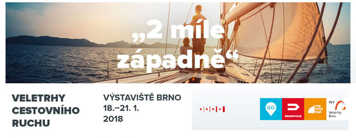Go Regiontour Brno 2018